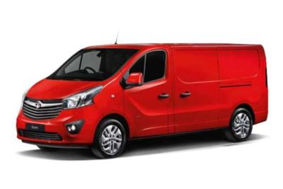 Vauxhall Vivaro L2 Diesel Van 2900 1.6 CDTi BiTurbo 125ps Sportive H1 Van Business Contract Hire 6x35 10000