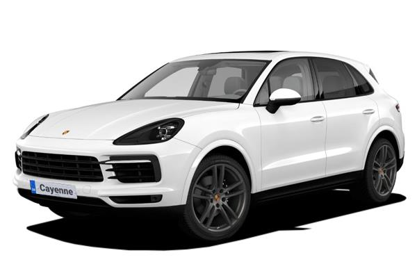 New 2018 model year Porsche Cayenne 3.0 5dr Tiptronic S from £469.13 + VAT per month