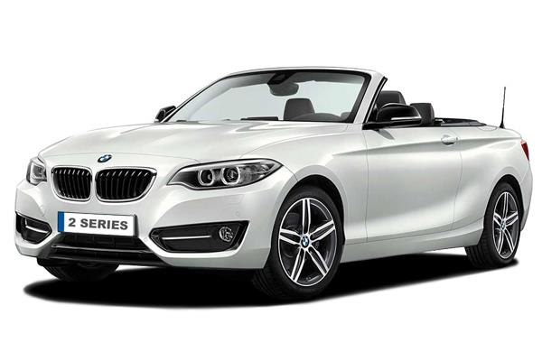 BMW 2 Series Convertible 218i 136ps Sport Nav from £231.22 + VAT per month