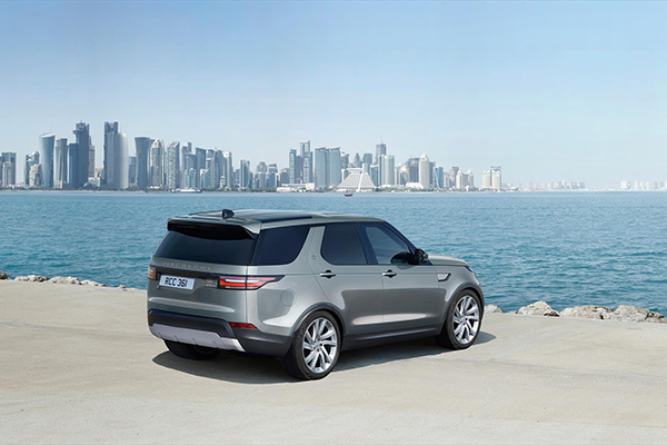 Land Rover Discovery Commercial launches today with towing capacity of up to 3.5 tonnes