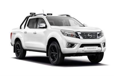 Nissan Navara Diesel Double Cab Pick Up Trek 1.23dCi 190 4wd Auto Business Contract Hire 6x35 10000