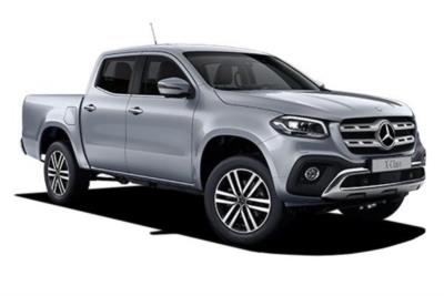 Mercedes Benz X Class X250d 4Matic Power Double Cab Auto 7At Lease 6x47 10000