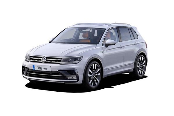 VW Tiguan 2.0 Tdi 150ps BMT R Line 2wd SUV from £246.07 + VAT per month