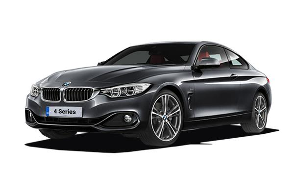 BMW 4 Series Coupe 420d M Sport Professional Media 2dr Auto from £256.83 + VAT per month