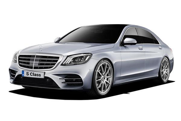 Mercedes Benz S Class S350d AMG Line 4dr 9G Tronic from £648.28 Inc VAT per month