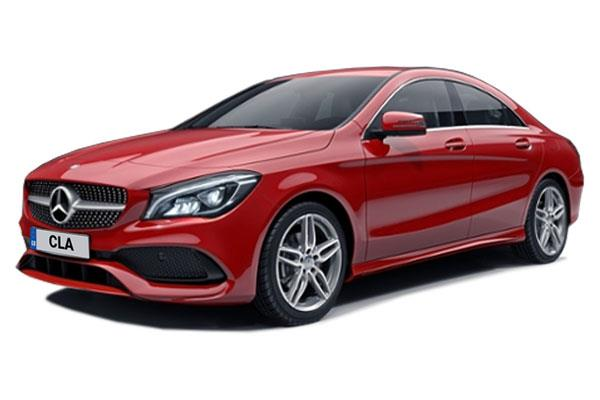 Mercedes Benz CLA Class Coupe 220d 177ps AMG Line 4dr 7G-Tronic Auto from £260.69 + VAT per month