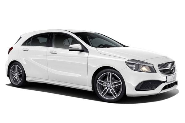Mercedes Benz A Class A180d 1.5 109ps AMG Line 5dr Auto from £200.65 + VAT per month