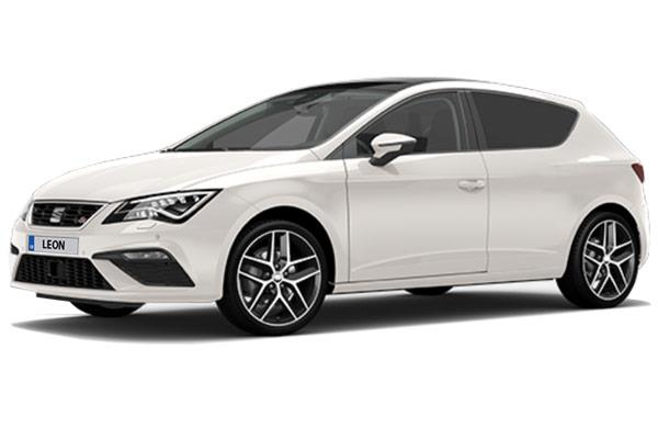 SEAT Leon Sport Coupe 1.4 Tsi 125ps FR Technology 3dr from £156.43 + VAT per month
