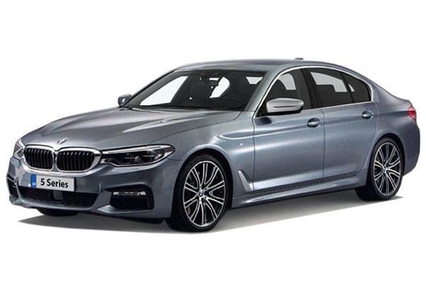 BMW 5 Series 520d M-Sport 4dr Auto leasing from £291.16 + VAT per month