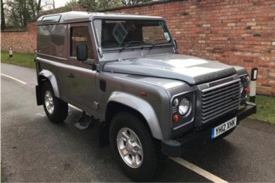 Land Rover Defender 90 Hardtop Diesel Hard Top TDCi (2.2) Business Contract Hire 6x35 10000