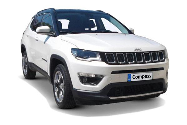 Jeep Compass SUV 1.6 Multijet 120 Sport 5dr 2WD manual from £218.40 + VAT per month
