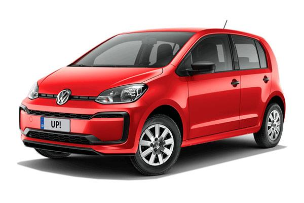 Volkswagen Up 1.0 60ps Move Up 5dr from £111.59 + VAT per month