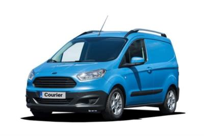 Ford Transit Courier Diesel 1.5 TDCi 100ps Limited Van [6 Speed] Lease 6x47 10000