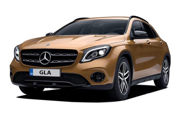 Mercedes Benz GLA Class 200d 136ps AMG Line 5dr from £190.15 + VAT per month