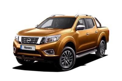 Nissan Navara Diesel 2.3dci 190ps Double Cab N-Connecta 4wd Mt Business Contract Hire 6x35 10000