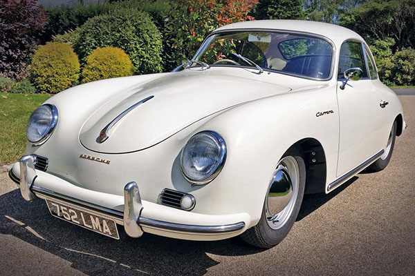 Rare Porsche 356A Carrera GS set to star in Concours Masters Celebration