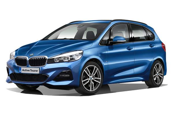 BMW 2 Series Active Tourer 225xe M Sport Premium 5dr Auto from £348.57 + VAT per month lease offer and review
