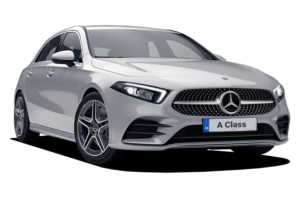 Special leasing deal on Mercedes A Class A180d Sport 5dr Auto from £222.75 + VAT per month