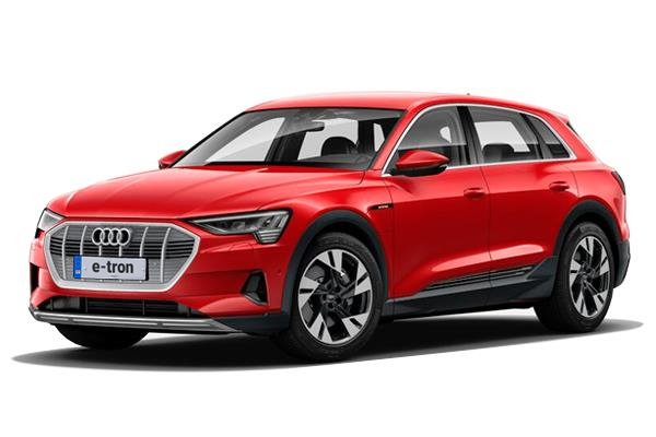 Audi e-tron SUV Estate Special Editions 300Kw 55 Quattro 95KWh Launch Edition 5dr Auto from £612.79 + VAT per month