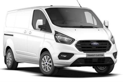 Ford Transit Custom 320 L2 Diesel FWD 2.0L Ford EcoBlue 130ps Low Roof Limited Van Auto Lease 6x47 10000