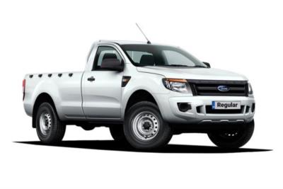 Ford Ranger Diesel Pick Up Regular XL 2.0 TDCi 130 6Mt Lease 6x47 10000