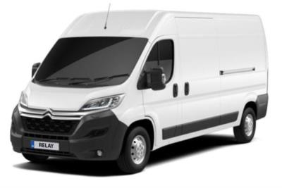 Citroen Relay 35 L2 Diesel 2.2 BlueHDi H2 Van 140ps Lease 6x47 10000