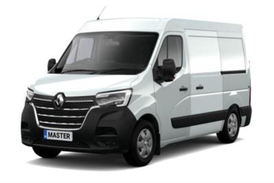 Renault Master SWB Diesel FWD SM35 dCi 135 Business Medium Roof Van Lease 6x47 10000