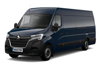 Renault Master LWB Diesel RWD LHL35dCi 130 Business Medium Roof Van Lease 6x47 10000