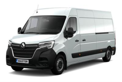 Renault Master MWB Diesel FWD MM33dCi 135 Business+ Medium Roof Van Lease 6x47 10000