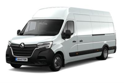 Renault Master LWB Diesel RWD LML45TW Energy dCi 145 Business Medium Roof Van Lease 6x47 10000