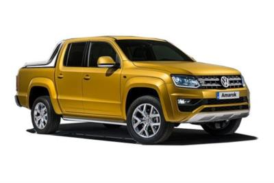 Volkswagen Amarok A33 Special Editions D/Cab 3.0 TDi 258ps Aventura Black Edition 4Motion Auto Lease 6x47 10000