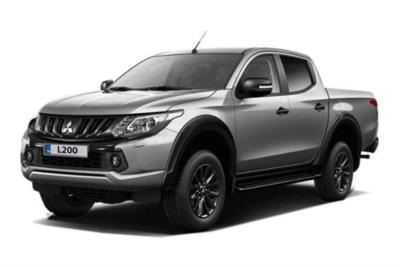 Mitsubishi L200 Diesel Special Edition Double Cab Di-d 181 Challenger 4wd Business Contract Hire 6x35 10000