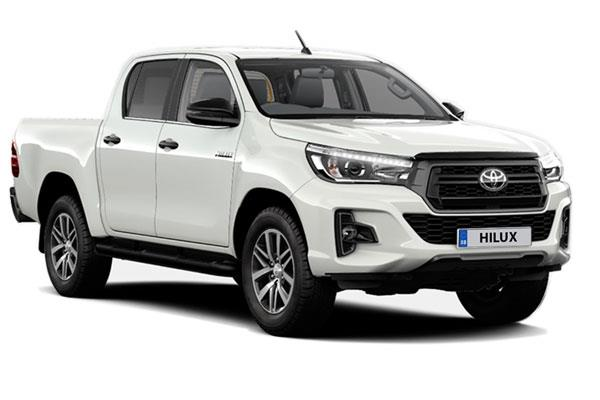 Toyota Hilux Diesel Invincible X D/Cab P/Up 2.4-D (3.5t Tow) Business Contract Hire 6x47 10000
