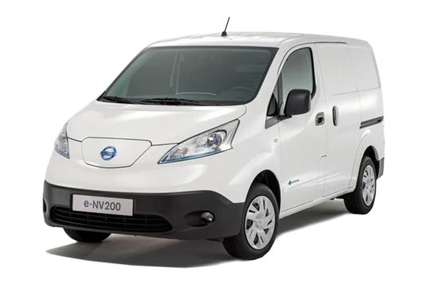 Nissan eNv200 Electric 80W Visa Van Auto 40kWh Business Contract Hire 6x47 10000