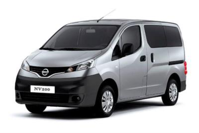 Nissan Nv200 Combi Diesel 1.5 Dci 110ps Acenta 6dr (5 Seat) Business Contract Hire 6x35 10000