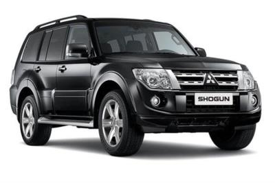 Mitsubishi Shogun Lwb Diesel 3.2 Di-Di-DC SG2 Van Manual Business Contract Hire 6x35 10000